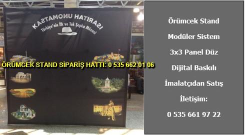 katlanır 3 panel düz örümcek stand baskılı masa portatif fiyat