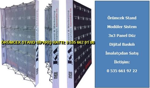 katlanır baskılı örümcek stand 3×3 panel düz portatif masa katlanır fiyat